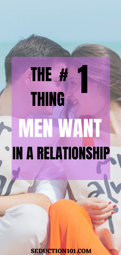 Thing Men want